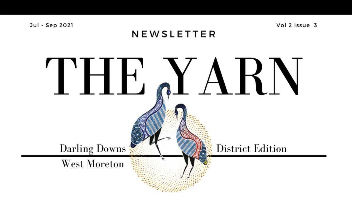 The Yarn - news item RMEA